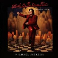 "MICHAEL JACKSON ""BLOOD ON THE DANCE FLOOR"" CD NEUWARE"