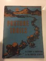 Pasture Trails, Story of Dairying in the U.S., 6x8 booklet 1941 32 pages