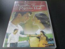 """DVD """"HUMKO TUMSE PYAAR HAI"""" film Hindi Bollywood de Bunty SOORMA"""