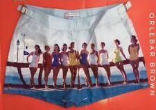 ORLEBAR BROWN Nammos Woosah Shorts Marbella Ibiza RRP £195 UK 8 NIKKI BEACH.,