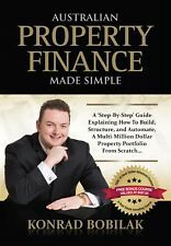 NEW REAL ESTATE INVESTING BOOK - Australian Property Finance Made Simple, 2018