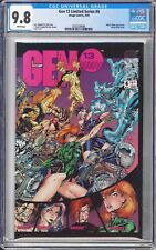 Gen 13 #4 CGC 9.8 (May 1994, Image)