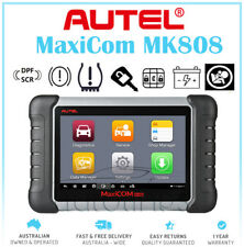 Autel MaxiCOM MK808 OBD2 Fault Code Reader Reset Diagnostic Scan Tool AU VERSION