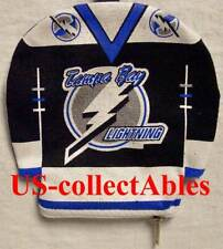NHL Tampa Bay Lightning Jersey I.D. Money Pouch Rare Novelty Sports Collectibles