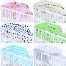Baby-Bettausstattungen fürs Babybett mit Mond- & Sterne-Motiv