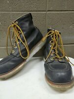 "Thorogood 804-6201 Size 11D American Heritage 6"" Wedge Safety Work Boots (dd)"