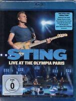 Sting - Live at the Olympia Paris - BluRay - Neu / OVP