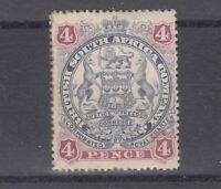 Rhodesia BSAC 1897 4d SG70 MH J5840
