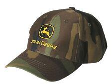 John Deere Basic Cap Camouflage