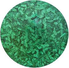 "12"" Marble side Table Top Malachite Inlay Handicraft Work For Room Decor"