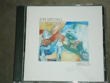 Joni Mitchell ‎Mingus Japan CD
