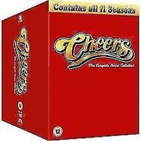 Cheers Saisons 1 Pour 11 Complet Collection Neuf DVD Région 2
