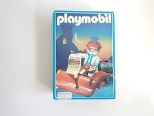* BNIB Vintage playmobil Discontinued Retired set 3834 Genie & Magic carpet *