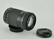 Canon EF-S 55-250mm f/4-5.6 IS STM Zoom Lens UK seller