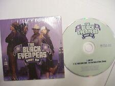 THE BLACK EYED PEAS Shut Up – 2003 French CD Card Sleeve – Hip Hop - RARE!