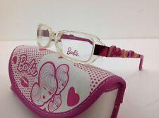 Barbie Occhiale Da Vista Modello 121TrasparenteCelluloide Il FrontaleÈ Lungo11,8