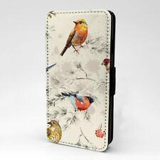 For Mobile Phone Flip Case Cover Birds Pattern - S3035