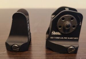 Daniel Defense Fixed Rail Mounted Sight Set 19-088-09116