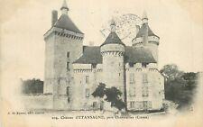 CP CHATEAU D'ETANSAGNE