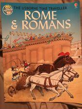 Usborne Time Traveller: Rome & Romans Book