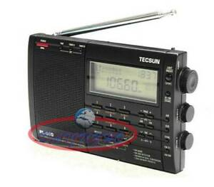 TECSUN PL-660 AM FM SW LW Stereo Radio SSB AIR Band