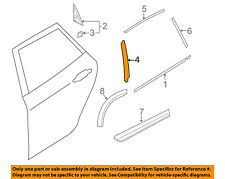 SUBARU OEM 14-16 Forester Exterior-Rear-Black Out Tape Right 90422SG060