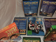 Two and a half Men / Staffel 2-6 / 19DVDs / 2400 Minuten mit Charlie Sheen