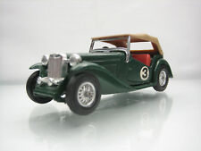 Diecast Lesney Matchbox 1945 MG TC No. Y-8 Green Very Good Condition