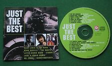 Just The Best Huey Lewis & The News The Babys Dr Hook Lulu & David Bowie + CD