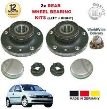für Opel Opel Corsa C 1.2 Twinport 2004-2006 NEU 2 X Hinterrad mit Bausätze