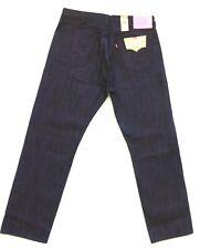 Levis 501 Shrink to Fit Jeans Mens Size 40x34 Purple Black Rigid Denim