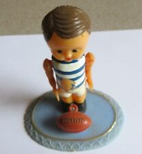 1960's Vintage and Ornamental Geelong Cats VFL Player Figurine