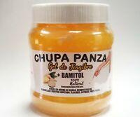 CHUPA PANZA GEL DE JENGIBRE + BAMITOL, QUEMA GRASA, WEIGHT LOSS ginger + bamitol