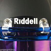 Riddell Hardware Set of Helmet Clips - SpeedFlex, HS4, 360, Speed, Revolution