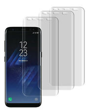 3 x Panzerfolie Samsung Galaxy S8+ Plus TPU 3D Full Curved Displayschutz Folie