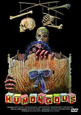 HUMONGOUS - DVD UNCUT MOVIES - HORREUR - SLASHER - PAUL LYNCH