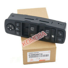 New Front Electric Power Window Switch A1698206710 For MERCEDES-Benz W169 W245