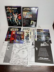 1997 VINTAGE WEST END STAR WARS INTRODUCTORY ADVENTURE ROLE PLAYING GAME Unused