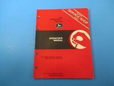 John Deere Operators Manual Om-N200059 250 Spracart Sprayer Issue J4 M5113