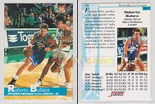 JOKER BASKET Serie A1 1994-95 - Roberto Bullara # 65 - Mint