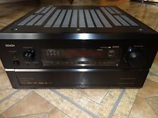 DENON AVR 5803 WITH BUNDLE ORIGINAL RC-8000 REMOTE IN FANTASTIC CONDITION
