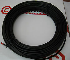 30 METRES OF BLACK 4mm GEAR OUTER CABLE **NEW**