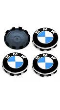 4 x BMW Alloy Wheel Centre Caps 56mm 1 3 5 SERIES G SERIES UK SELLER
