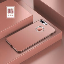 Coque housse bumper  silicone luxueuse supérieure Apple iPhone X(10) rose gold