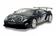 MOTOR MAX 1:18 LAMBORGHINI GALLARDO LP560-4 SUPER TROFEO Diecast Car Model BLACK