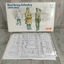 ICM 35051 - 1:35 - Red Army Infantry (1939-1042) - OVP - #AN46483