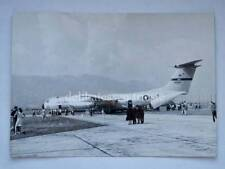 AVIANO US AIR FORCE aereo aircraft airplane aviazione vintage foto 19