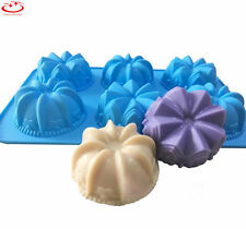 Crown Silicone Cupcake Mold Muffin Chocolate Cake Cookies Baking Mould Pan Tool