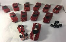 Ferrari Shell V-Power Pull-Back Cars ~ Extremely Rare ~ 1:38 Scale Lot Of 12