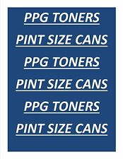 Ppg Deltron 2000 Dbc Toners Pint Size